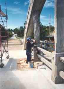 Fibre Patch Concrete Patching Mortar Ov Ogmt